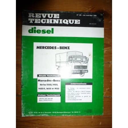 1222 à 1922 Revue Technique PL Mercedes
