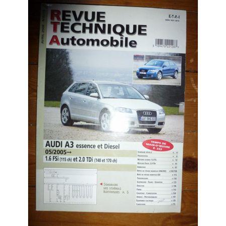 A3 05- Revue Technique Audi