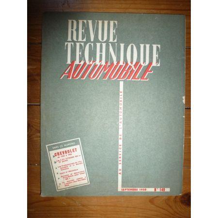 CHEVROLET 2CV Partie 2 Revue Technique Chevrolet Citroen