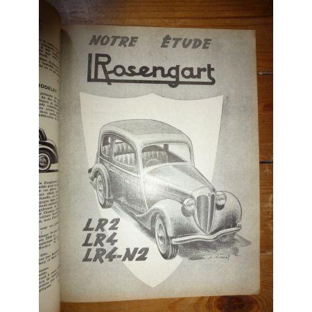 LR4N2 Revue Technique Rosengart