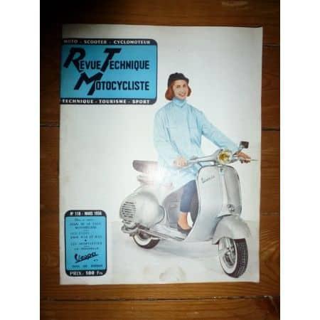 R50 R69 Revue Technique moto Bmw Motobecane