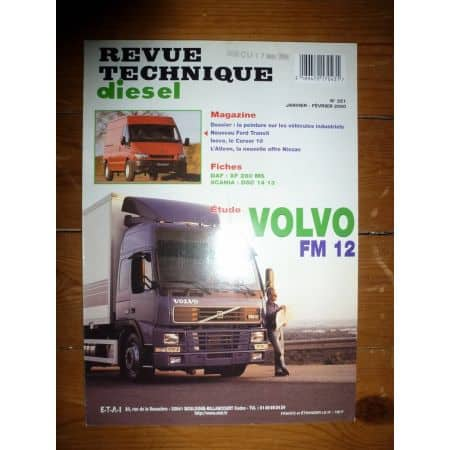 FM12 Revue Technique PL Volvo