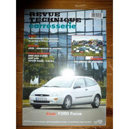 rta revue technique carrosserie ford focus c max. Black Bedroom Furniture Sets. Home Design Ideas