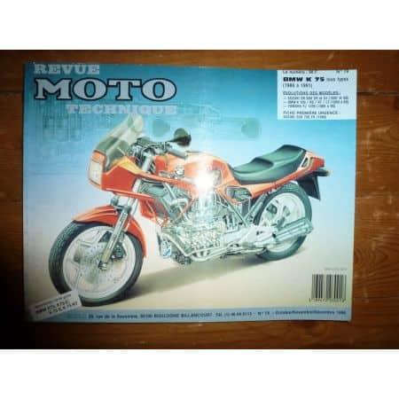 K75 86-91 Revue Technique moto Bmw