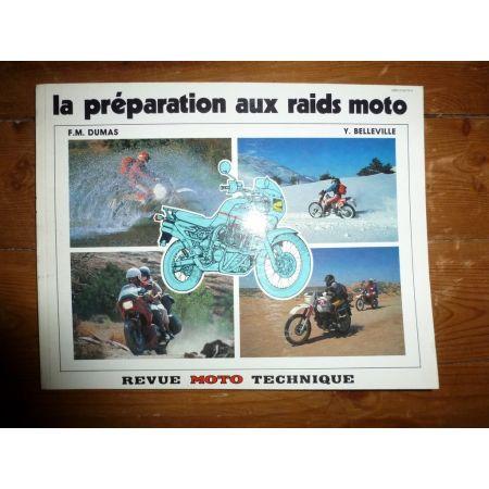 Prepa Raids Revue Technique moto