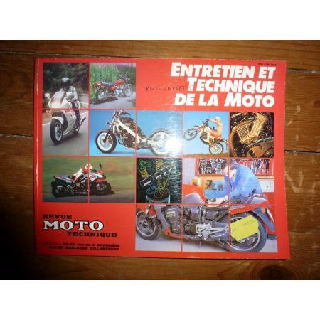Entretien Revue Technique moto