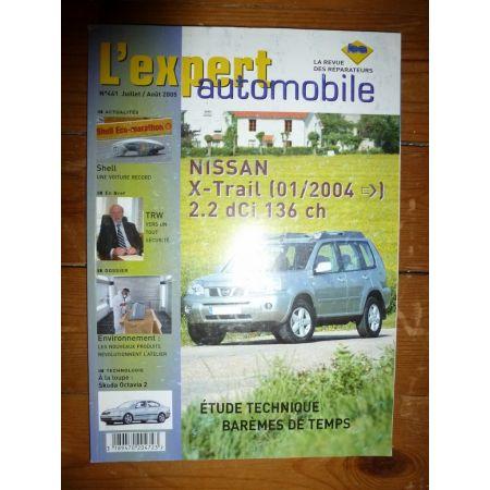 Xtrail 04- Revue Technique Nissan