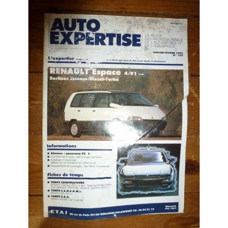 Espace 91- Revue Auto Expertise Renault