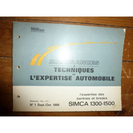 1300 1500 Revue Auto Expertise Talbot Simca