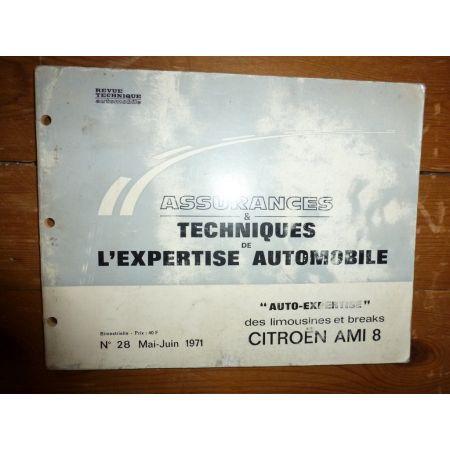 AMI 8 Revue Auto Expertise Citroen