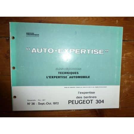 304 Revue Auto Expertise Peugeot