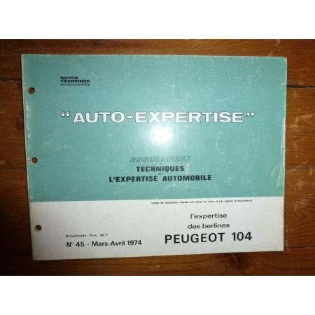 104 Revue Auto Expertise Peugeot
