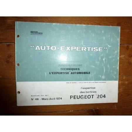 204 Revue Auto Expertise Peugeot