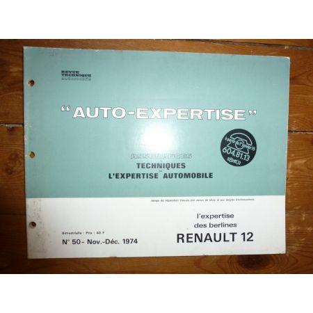 R12 Revue Auto Expertise Renault