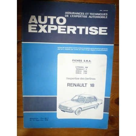 R18 Revue Auto Expertise Renault