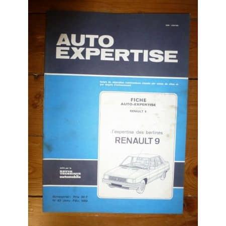 R9 Revue Auto Expertise Renault