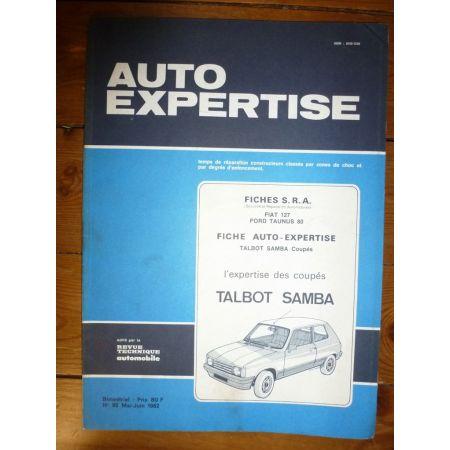 samba Revue Auto Expertise Talbot Simca