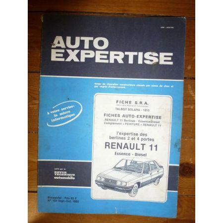 R11 Revue Auto Expertise Renault