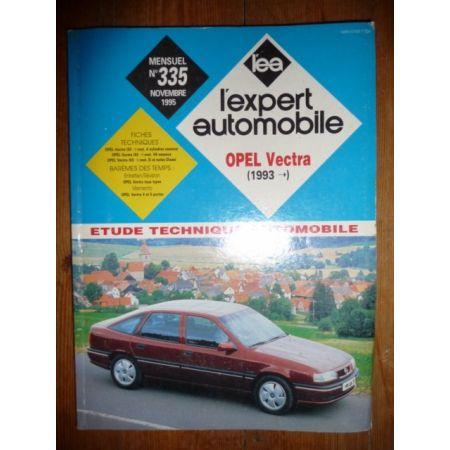 VECTRA 93- Revue Technique Opel