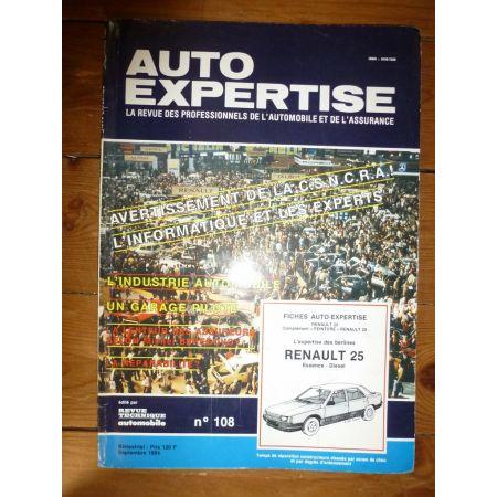 R25 Revue Auto Expertise Renault
