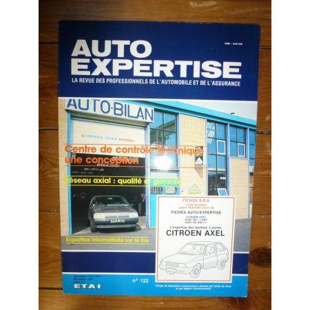 Axel Revue Auto Expertise Citroen