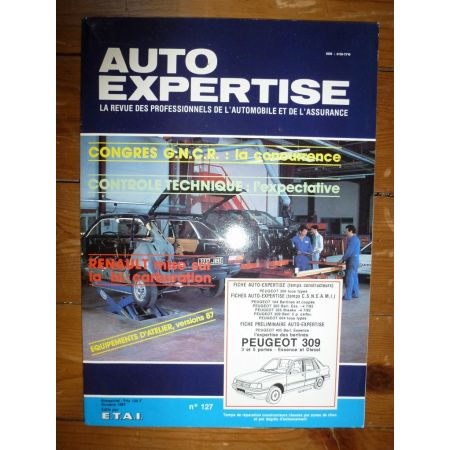 309 Revue Auto Expertise Peugeot