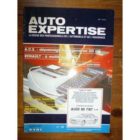 80 87- Revue Auto Expertise Vw