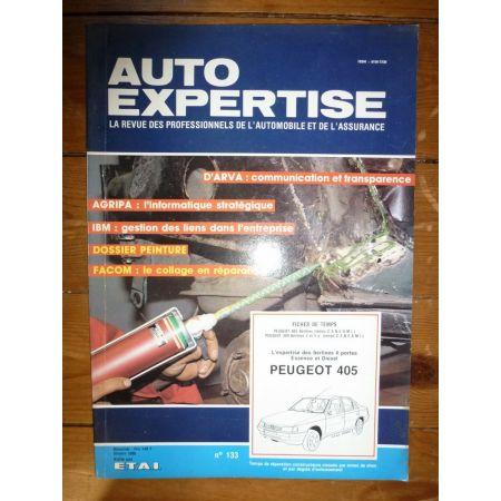 405 Revue Auto Expertise Peugeot