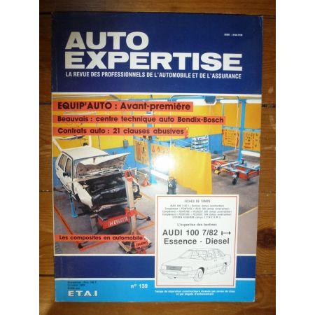 100 82- Revue Auto Expertise Vw