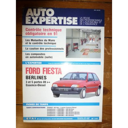 Fiesta 89- Revue Auto Expertise Ford