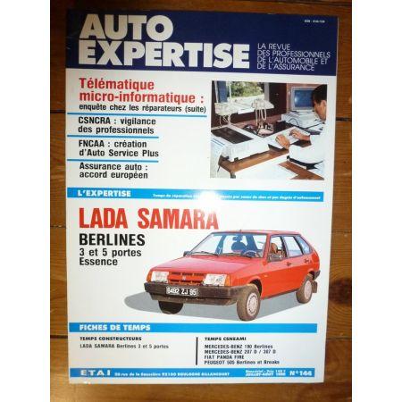Samara Ess Revue Auto Expertise Lada