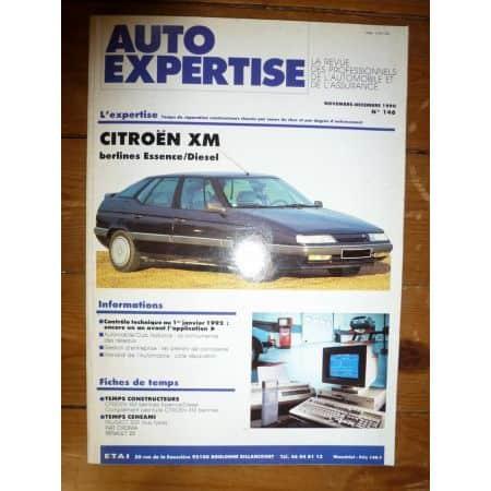 XM Revue Auto Expertise Citroen