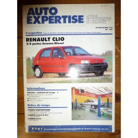 Clio Revue Auto Expertise Renault