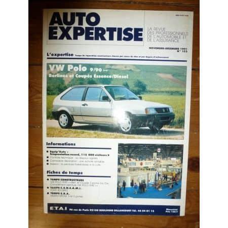 Polo 90- Revue Auto Expertise Volkswagen