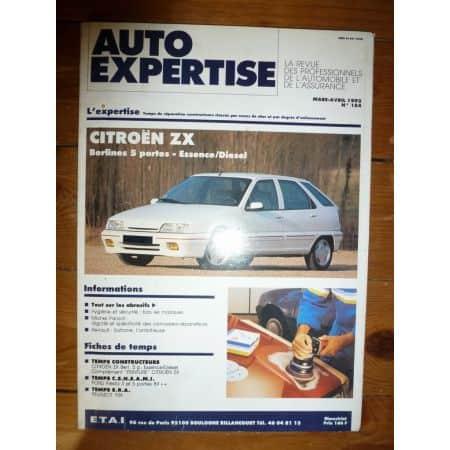 ZX Revue Auto Expertise Citroen