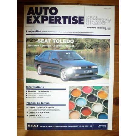 Toledo Revue Auto Expertise Seat