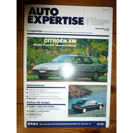 XM Bk Revue Auto Expertise Citroen