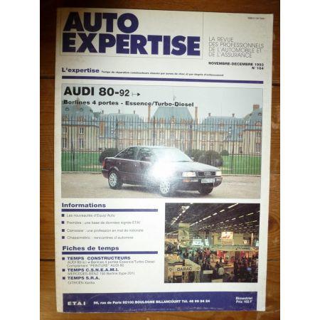 80 92- Revue Auto Expertise Vw