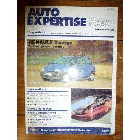 Twingo Revue Auto Expertise Renault