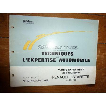 Estafette Revue Auto Expertise Renault