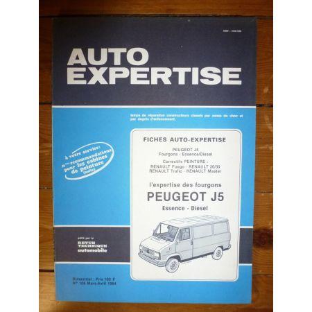 J5 Revue Auto Expertise Peugeot