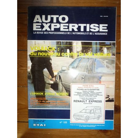 Express Revue Auto Expertise Renault