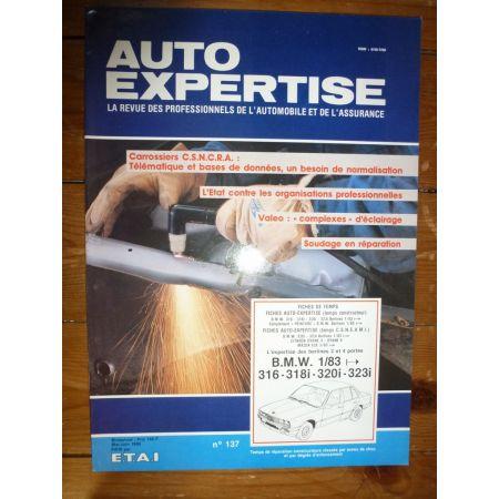 Série 3 83- Revue Auto Expertise Bmw