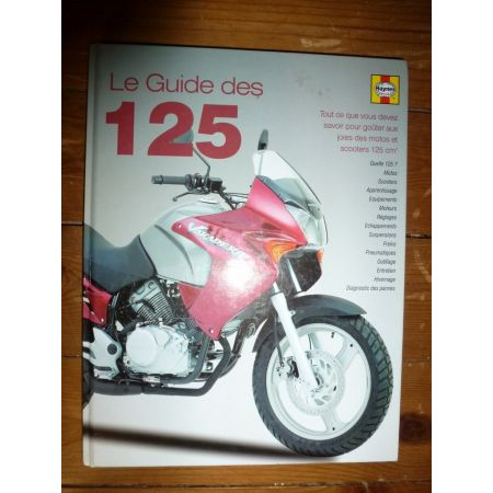 Guide 125cc Revue Technique moto