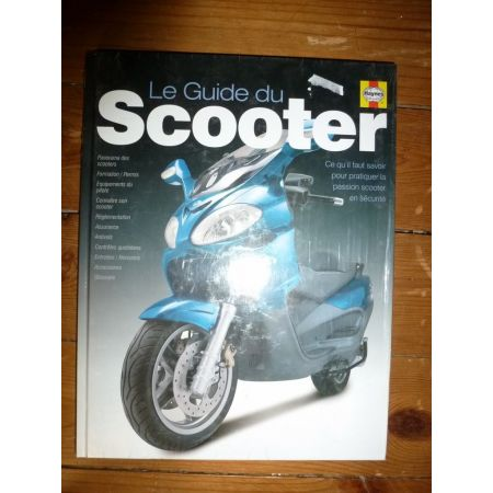 Guide Scooter Revue Technique moto