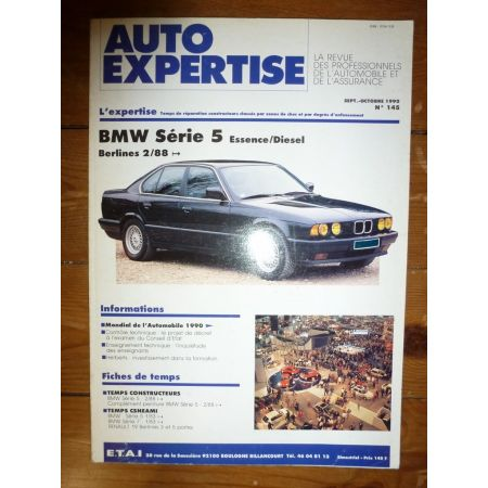 Série 5 88- Revue Auto Expertise Bmw