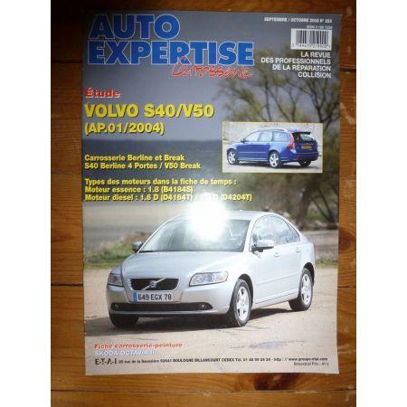 S40 V50 04- Revue Auto Expertise Volvo