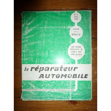 R16 Revue Reparateur Automobile