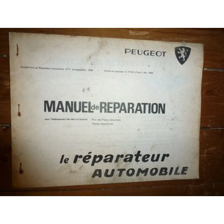 204 Revue Reparateur Automobile