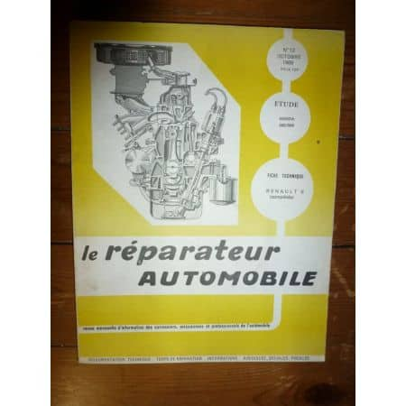 360/600 Revue Reparateur Automobile